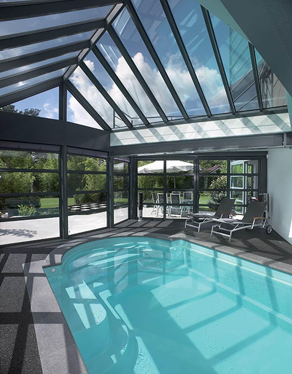 бассейн с зимним садом фото запах способен